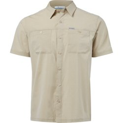 Men's Logan Lake Short Sleeve Button-Down Shirt