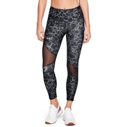 Women's HeatGear Ankle Crop Leggings