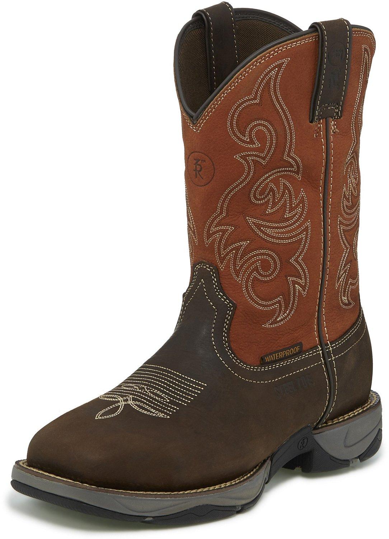 0c447ad4264 Tony Lama Men's Junction Steel Toe Work Boots