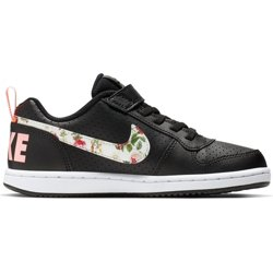 Girls' Court Borough Low Top Floral Shoes
