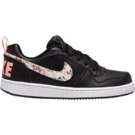 Nike GS Girls' Court Borough Low Floral Shoes