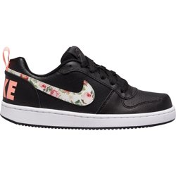 GS Girls' Court Borough Low Floral Shoes