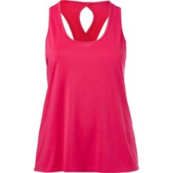 Women's Athletic Infinity Spring 19 Plus Size Tank Top