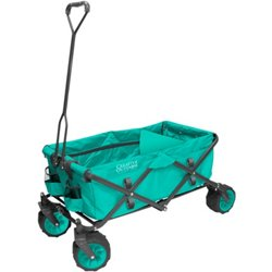 All-Terrain Sports Tabletop Big Wheel Wagon with Cooler Bag