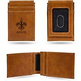Rico New Orleans Saints Front Pocket Wallet