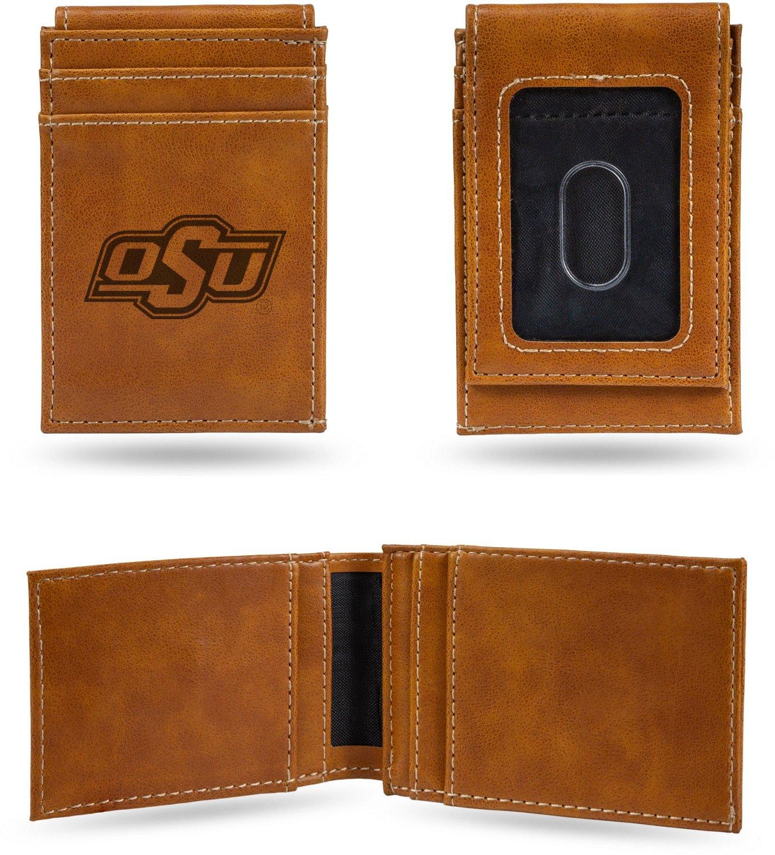 Rico Oklahoma State University Front Pocket Wallet