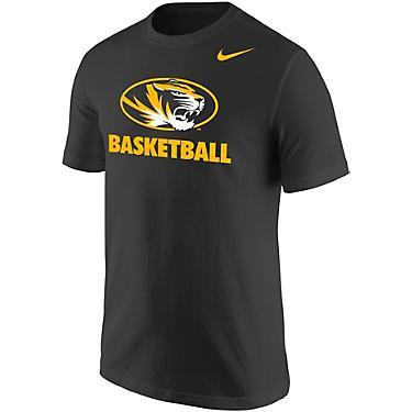 new product 4b0f9 f5dab Nike Men's University of Missouri Basketball T-shirt