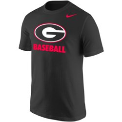 Men's University of Georgia Baseball T-shirt