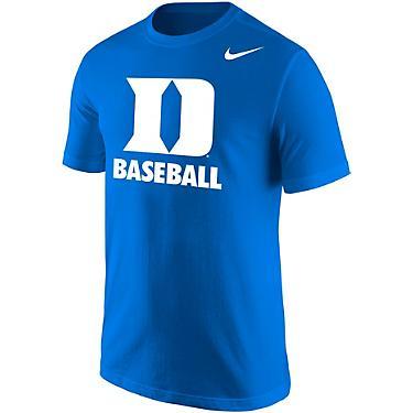 reputable site f592e b1fa4 Nike Men's Duke University Baseball T-shirt
