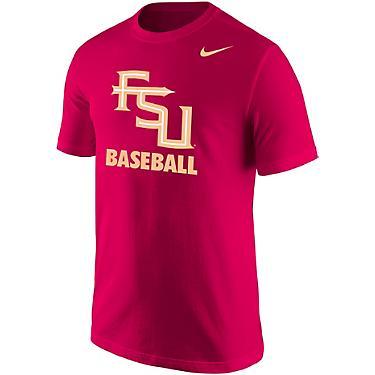 the best attitude 5404a 30f82 Nike Men's Florida State University Baseball T-shirt