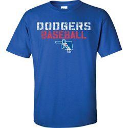 Men's Oklahoma City Dodgers Choke T-shirt