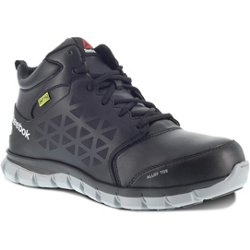 Women's Athletic Oxford Mid Top Sublite Cushion Work Boots