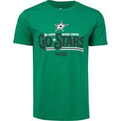 Dallas Stars Men's 2019 Stanley Cup Playoff Participant Charging T-shirt