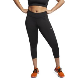 Women's Dri-FIT Fast Cropped Plus Size Running Tights