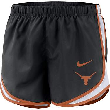 Nike Women's University of Texas Dri-FIT Tempo Shorts