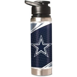 Dallas Cowboys Vacuum Insulated 20 oz Water Bottle