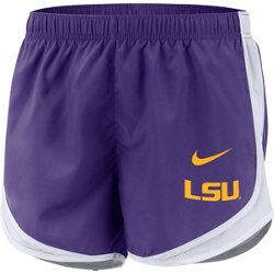 Women's Louisiana State University Tempo Shorts