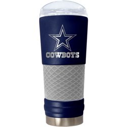 Dallas Cowboys Powder-Coat Draft Tumbler