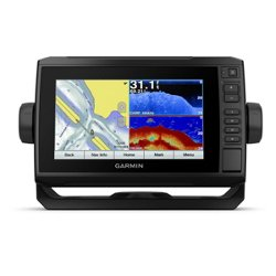 echoMAP Plus 73cv Chartplotter with GT22 Transducer