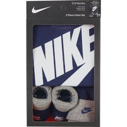 b8cdefb0c ... Nike Infant Boys' 3-Piece Futura Logo Box Set. Boys' Shirts.  Hover/Click to enlarge