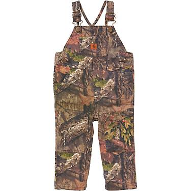 vivid and great in style look out for pretty nice Carhartt Infant Boys' Canvas Bib Overalls