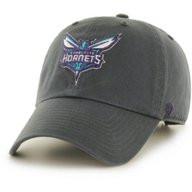 '47 Charlotte Hornets Primary Logo Clean Up Cap