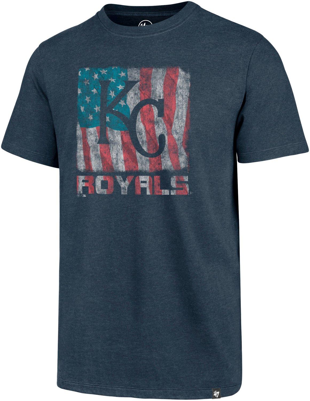 b455a706 '47 Kansas City Royals Americana Club T-shirt | Academy