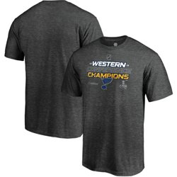 St. Louis Blues Men's Conference Champions '19 Locker Room Graphic T-shirt