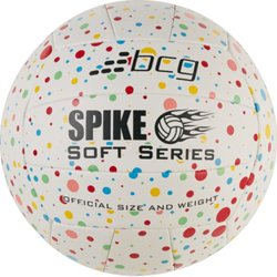 Soft Series Spike Polka Dot Outdoor Volleyball