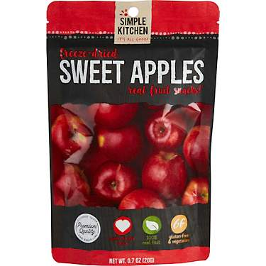 Wise Company Simple Kitchen Freeze-Dried Sweet Apples