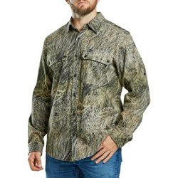Men's Long Sleeve Camping Shirt