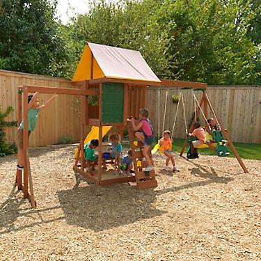 Kidkraft Cedarbrook Wooden Play Set