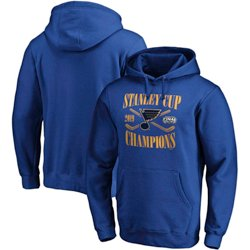 St. Louis Blues Men's 2019 Stanley Cup Champions Hand Pass Hoodie