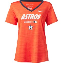 Women's Houston Astros Dry AC T-shirt