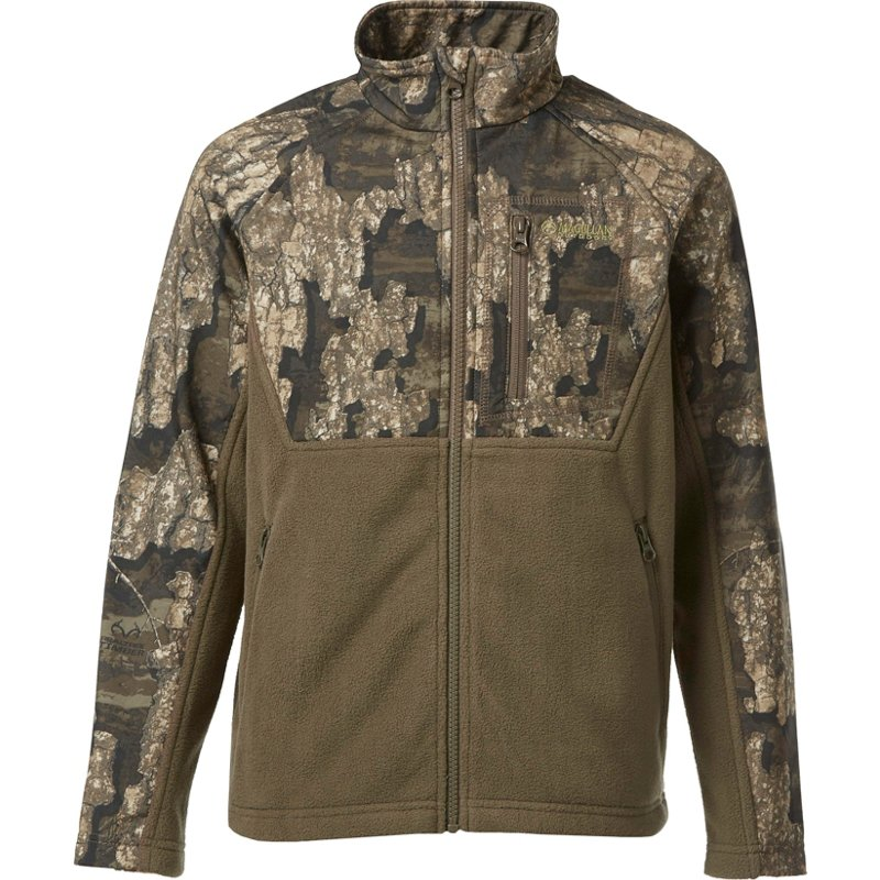 Magellan Outdoors Boys' Boone Jacket, X-Small – Youth Insulated Camo at Academy Sports