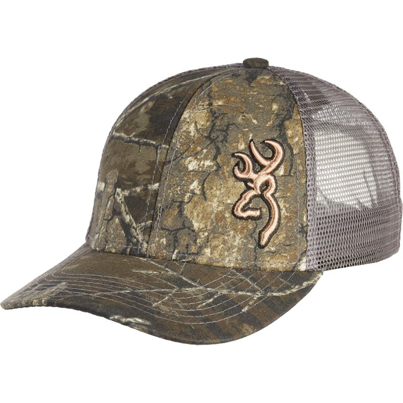 Browning Women's Camo Nadia Cap – Basic Hunting Headwear at Academy Sports