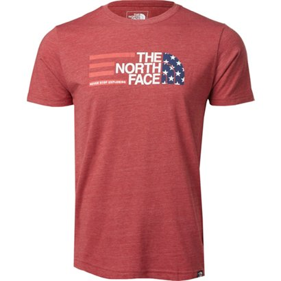 f6c37a02255 ... The North Face Men's Americana Short Sleeve T-shirt. Men's Shirts.  Hover/Click to enlarge