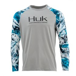 Men's Subphantis Vented Long Sleeve T-shirt