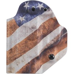 AIWB Smith & Wesson Shield 9mm/.40 American Flag Holster