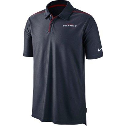 d52fd4a0e Nike Men's Houston Texans Team Issue Polo Shirt   Academy