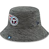 New Era Men's Tennessee Titans Training Bucket Cap