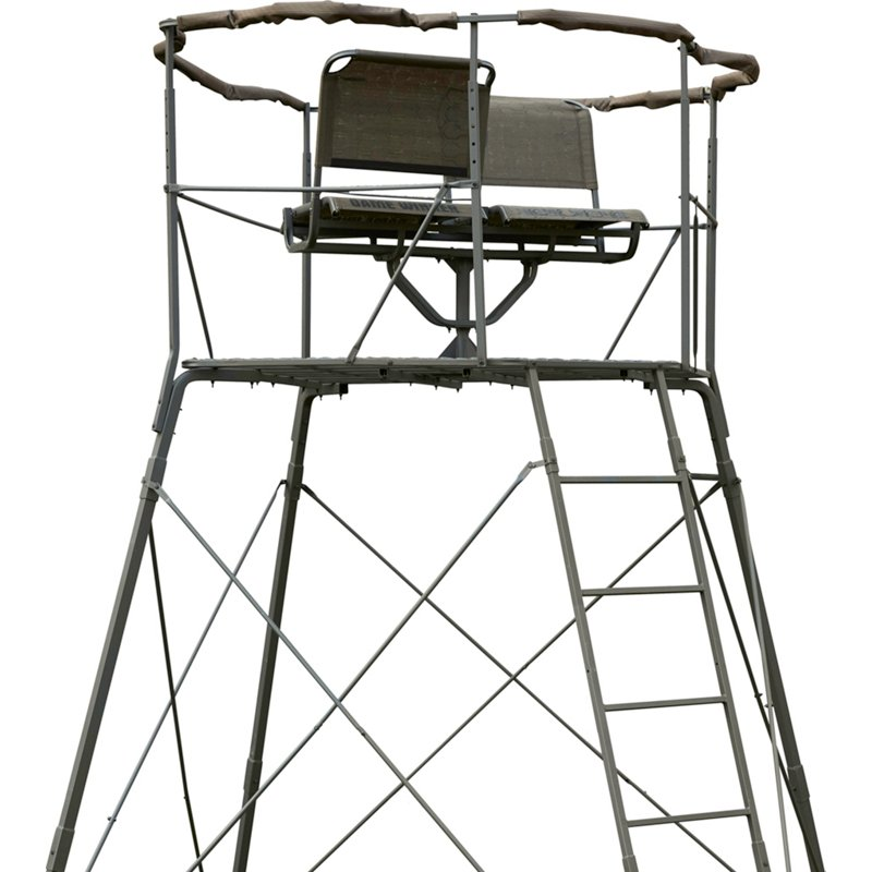 Game Winner Quad Pod 2.0 Hunting Stand Black – Hunting Stands/Blinds/Accessories at Academy Sports