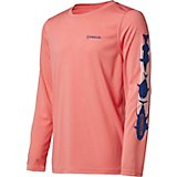 Magellan Outdoors Boys' Casting Crew Long Sleeve T-shirt