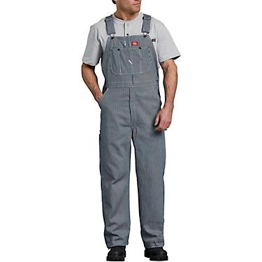 nice shoes united states best website Dickies Men's Hickory Stripe Bib Overalls