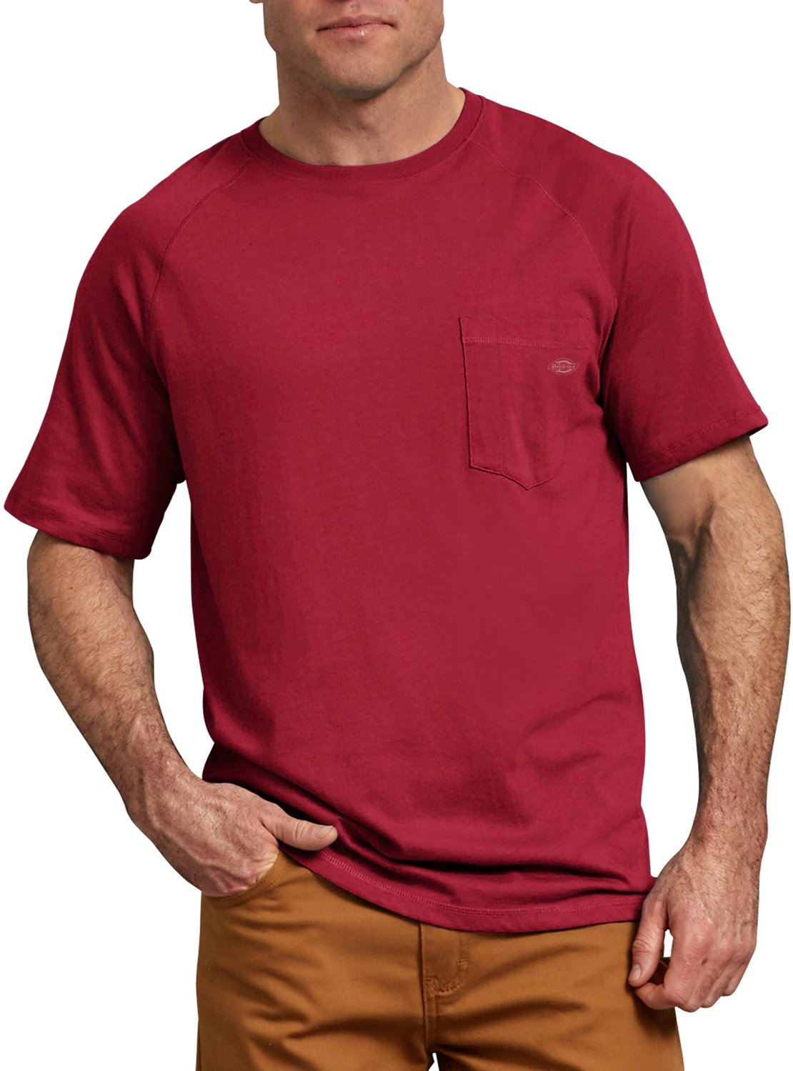 60b84874 Display product reviews for Dickies Men's Temp-iQ Performance Cooling T-shirt  This ...