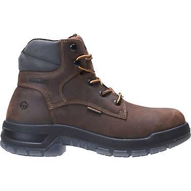 0621defe579 Wolverine Men's Ramparts CarbonMax 6 in Composite Toe Work Boots