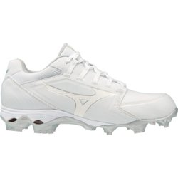 Women's 9-Spike Advanced Finch Elite 4 TPU Molded Softball Cleats