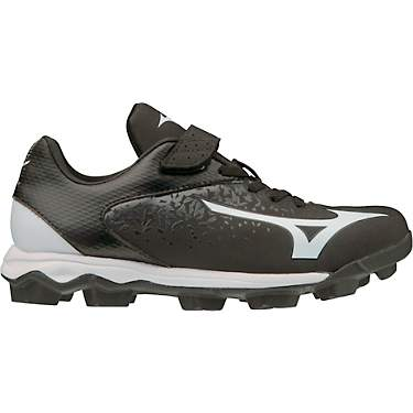 Mizuno Girls' Wave Finch Select Nine Jr Softball Cleats