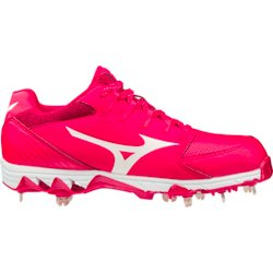 Women's 9-Spike Swift 6 Low Metal Softball Cleats