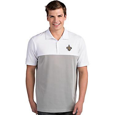 6bce3eb0 Antigua Men's New Orleans Saints Venture Polo Shirt